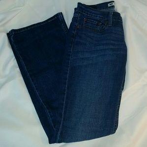 Levi's 524 Boot cut Jeans